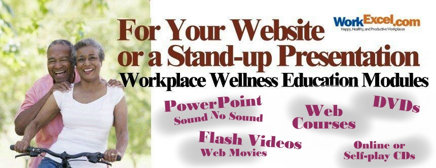 Workplace Wellness Videos for Wellness Programs