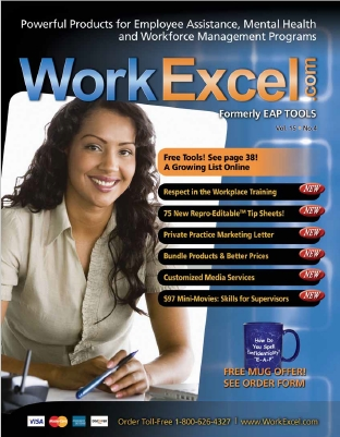 workexcel.com catalog of EAP and HR Resources
