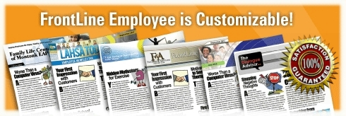 employee newsletter tips, idea, articles