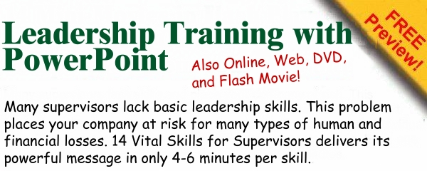 Leadership PPT PowerPoint Training